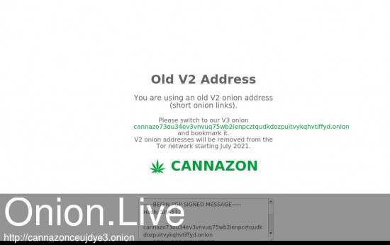 Cannazon Market