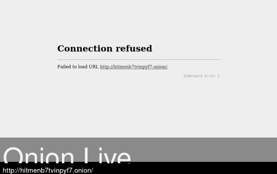Hitman list on dark web