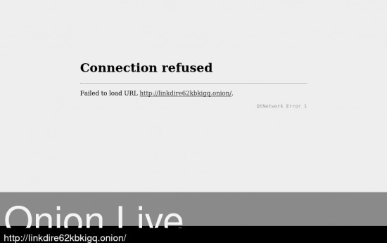 Tor LinkDirection